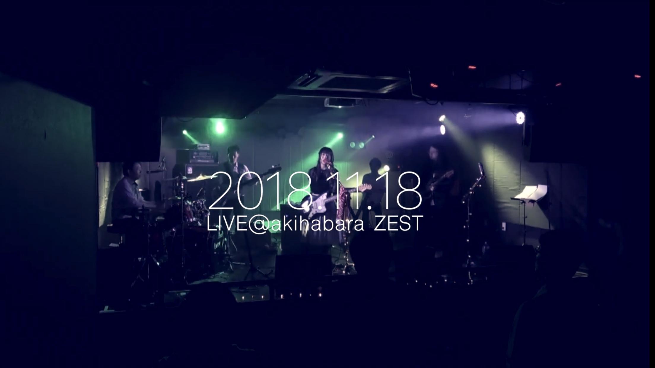 11月18日のLucyワンマンライブの動画を公開しました!